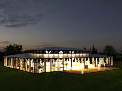Construire Une Salle De Reception Les Ateliers De Lattre Exterieur Ambiance Unique