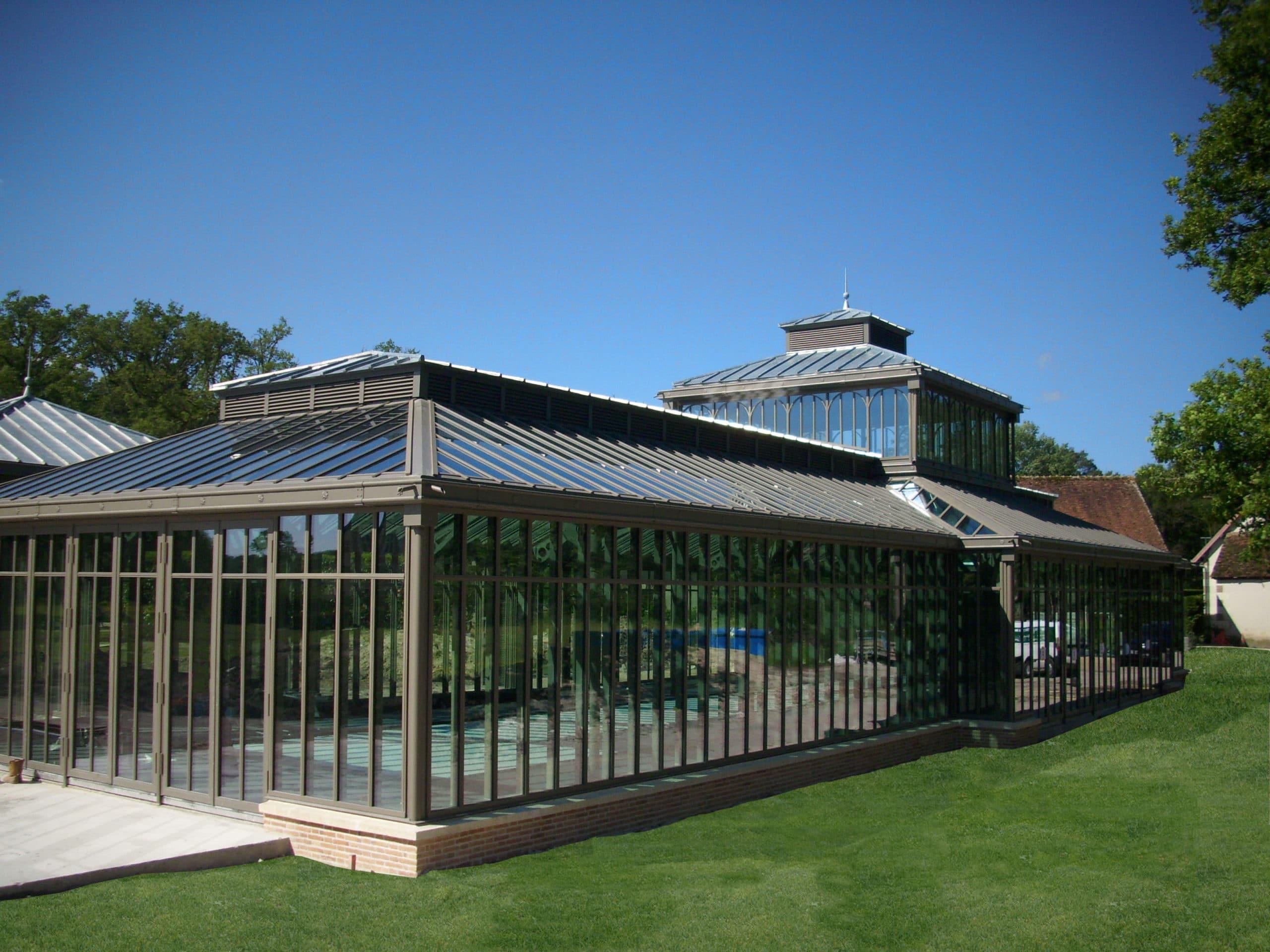 Mtechbuild Orangerie Modulaire